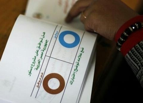 سفير مصر بعمان: أتوقع زيادة أعداد المصوتين على الدستور بعد صلاة الجمعة