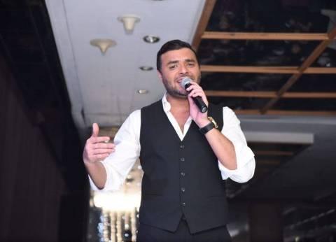 رامي صبري يحتفل بألبومه الجديد 17 أغسطس الجاري
