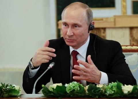 بوتين يبحث هاتفيا الأزمة القطرية مع العاهل السعودي