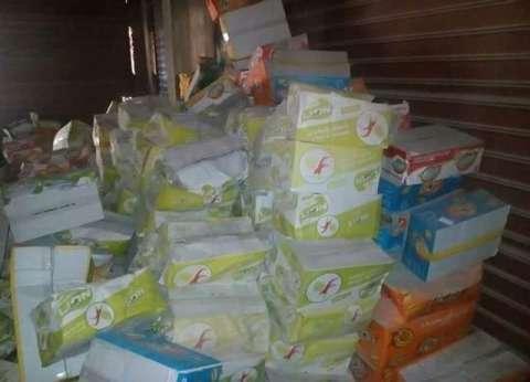 ضبط 53 قضية خلال حملة تموينية مكبرة في الإسكندرية