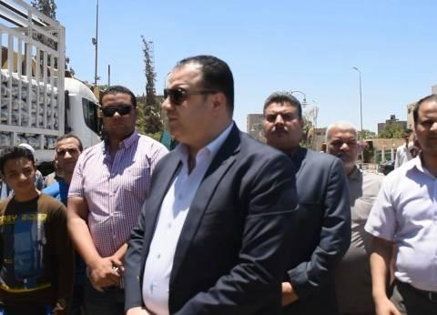 """الأربعاء.. محافظ الفيوم يشهد احتفال """"الأوقاف"""" بالعاشر من رمضان"""