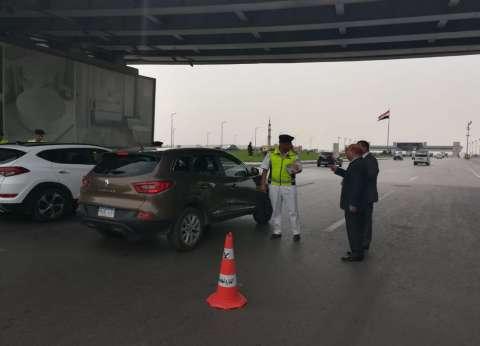 ضبط 3 سائقين لقيادتهم تحت تأثير المخدرات بالبحر الأحمر