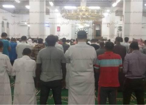 مساجد جنوب سيناء تؤدي صلاة الخسوف