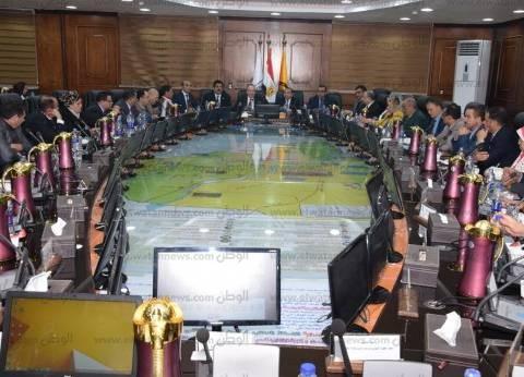 محافظ بني سويف: تنظيم منتدى الشباب الأول منتصف فبراير