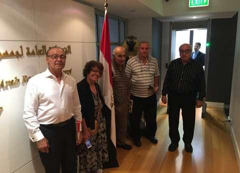 سفارة مصر بأستراليا تفتح أبوابها لإدلاء الناخبين بأصواتهم لليوم الثالث