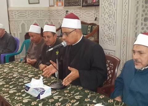 """وكيل """"أوقاف أسيوط"""" يبحث مع الأئمة ومفتشي المساجد خطة رمضان"""