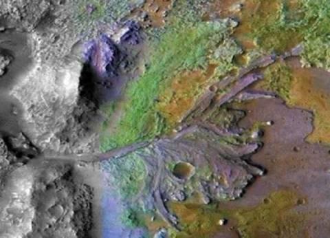 العثور على أفضل موقع للحياة في المريخ