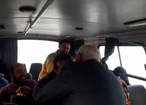 """محافظ بورسعيد: وحدة صحية و2 """"ميني باص"""" إضافي لخدمة سكان الحي الإماراتي"""