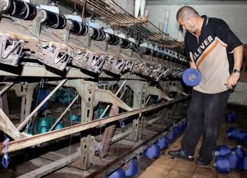 500 ألف عامل فى مصانع النسيج مهددون بـ«التشرد»