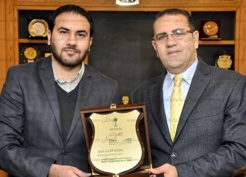 """رئيس جامعة المنصورة: بدأنا تطبيق """"الحضانات التكنولوجية"""" لاستخراج كوادر طلابية"""