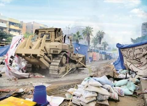 """بعد 4 سنوات على """"رابعة"""".. الدولة تتقدم والإخوان """"أسرى ماضي الشرعية"""""""