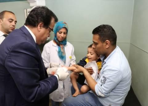 زيارة مفاجئة لوزير التعليم العالى تكشف عن «فوضى طبيّة» فى مستشفى قصر العينى القديم