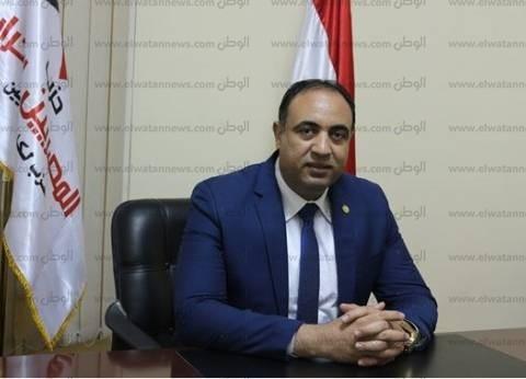 """نائب: """"30 يونيو"""" قضت على آمال جماعة الإخوان المشبوهة بالسيطرة على مصر"""