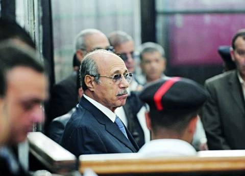 """تأجيل ثاني جلسات إعادة محاكمة العادلي في """"أموال الداخلية"""" لـ6 سبتمبر"""
