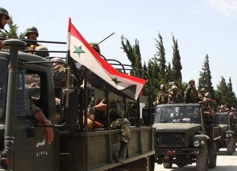 """وسائل إعلام: القوات السورية تحقق تقدما في """"طيبة الإمام"""" بريف حماة"""