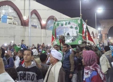 مسيرة صوفية إلى الحسين بعد صلاة العصر تنديدا بهجوم المنيا الإرهابي