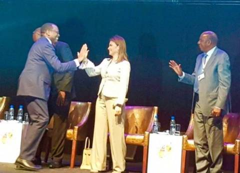 نصر: فخورة باختيار مصر ضمن 6 دول إفريقية لمراجعة أهداف التنمية المستدامة
