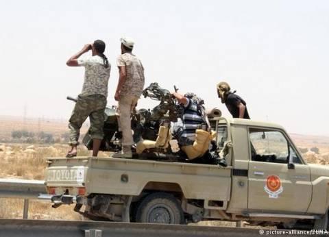 قوات حفتر تقصف متمردين تشاديين في جنوب ليبيا