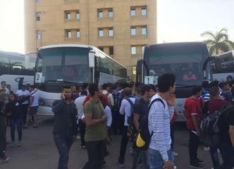 4 آلاف طالب بـ«عين شمس» في طريقهم لـ«برج العرب» قبل حلم «المونديال»
