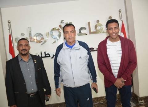 """مدرب صلاح السابق: سأدعو """"مو"""" لافتتاح المرحلة الثالثة لـ""""شفاء الأورمان"""""""