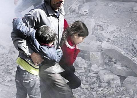 غارات جديدة على الغوطة الشرقية رغم قرار الأمم المتحدة بشأن الهدنة