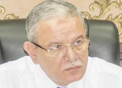 محافظ المنيا يناقش الموقف التنفيذي لمشروعات المياه والصرف المتعثرة