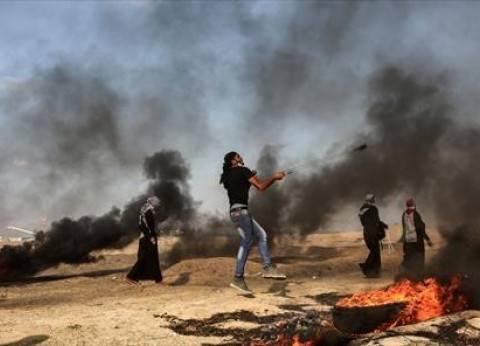 إصابة 30 فلسطينيا برصاص جيش الاحتلال في مواجهات شرقي غزة