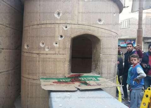 """رئيس جامعة بني سويف يدين الهجوم على كنيسة حلوان ويصفه بـ""""الخسيس"""""""