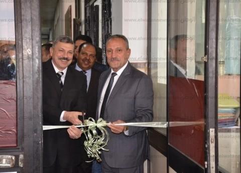 بالصور  محافظ الإسماعيلية يفتتح المكتب الإقليمي لأسر الشهداء والمصابين