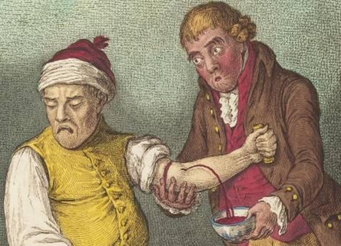 الطب النفسي بالعصور الوسطى.. الحرق والديدان وثقب الدماغ لطرد الشياطين