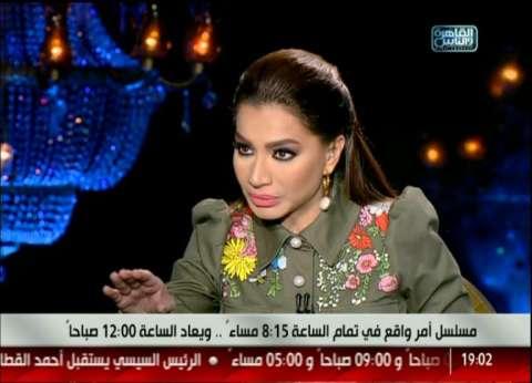 """بسمة وهبة تهاجم رجب حميدة: """"كنت عايز تركب الموجة أيام الإخوان"""""""