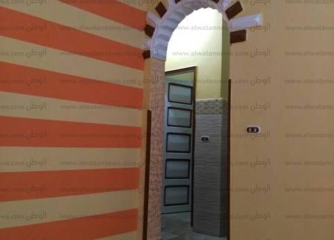 بالصور| الأورمان وصندوق تحيا مصر يعيدان إعمار قرية سنباط مركز زفتى
