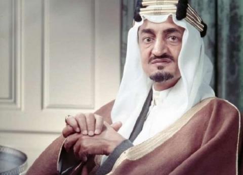 """""""ولد ملكا"""".. فيلم عالمي يؤرخ زيارة الملك فيصل إلى بريطانيا """"طفلا"""""""