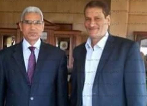 """""""مستقبل وطن"""" يرحب بقيادة الدكتور عباس منصور لأمانة الحزب في قنا"""