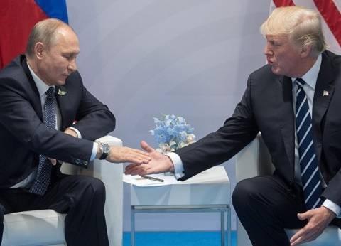 """الكرملين يعتبر دونالد ترامب """"شريكا"""" لروسيا قبل القمة مع بوتين"""