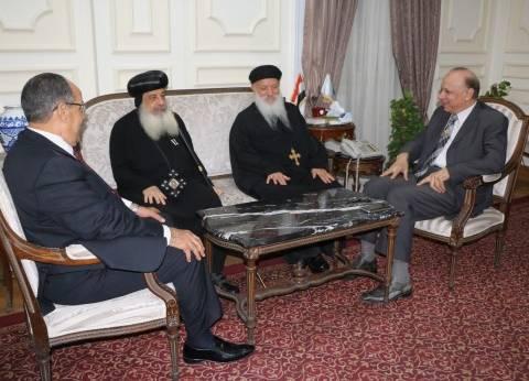 محافظ القاهرة: الإرهاب فشل في الوقيعة بين المسلمين والمسيحيين