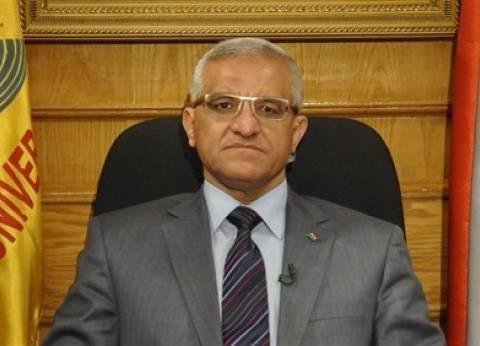 رئيس جامعة المنيا: استهداف كنيستي طنطا والإسكندرية جريمة ضد الإنسانية