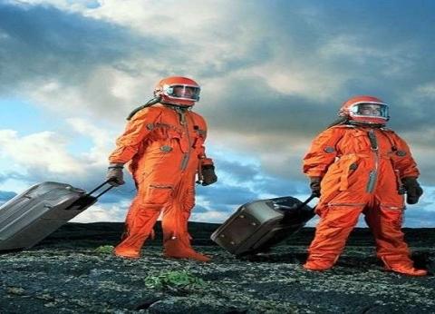 """""""ناسا"""" تعتزم الموافقة على برامج تطوير السياحة الفضائية"""