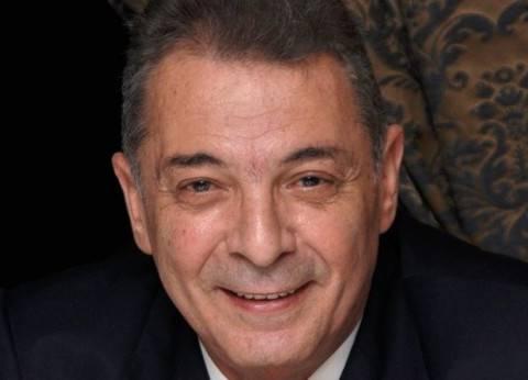وصول محمود حميدة وبوسي لافتتاح مهرجان الأقصر للسينما الأوروبية
