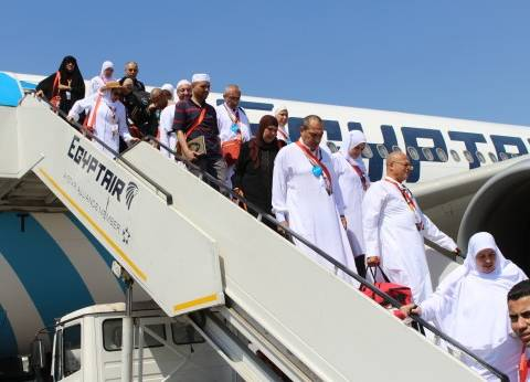 استمرار توافد الحجاج وتنسيق أمني للتيسير على المسافرين بمطار القاهرة
