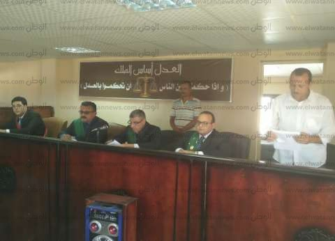 بالصور| المشدد 3 سنوات والعزل من الوظيفة لـ50 أمين شرطة بجنوب سيناء