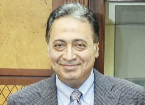 عاجل| وزير الصحة يصل إلى موقع الانفجار داخل الكنيسة البطرسية بالعباسية