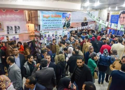 عبدالمحسن يحصد 106 أصوات وقلاش 93 في لجنة 17 بانتخابات الصحفيين