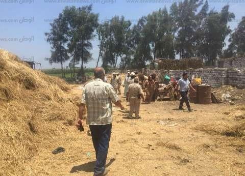استرداد 13 ألف فدان من أراضي الدولة وإزالة تعديات على 1.2 مليون متر