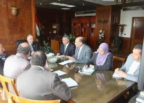 وزير الري يناقش حساب الميزان المائي المصري وضوابط زراعة الأرز