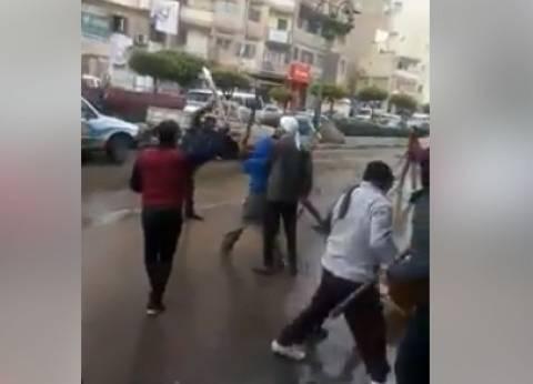 بالأسماء| إصابة 5 أشخاص بينهم طفلتان في اشتباكات بين عائلتين بقنا