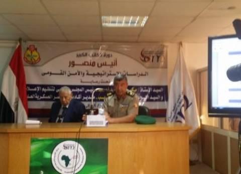 مكرم: دورات أكاديمية ناصر العسكرية مكون أساسي لوجدان كل صحفي
