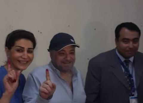 """وفاء عامر: """"الشباب نزل أخيرا للانتخابات.. اللي يلاقي حد من جيرانه يوصله معاه"""""""