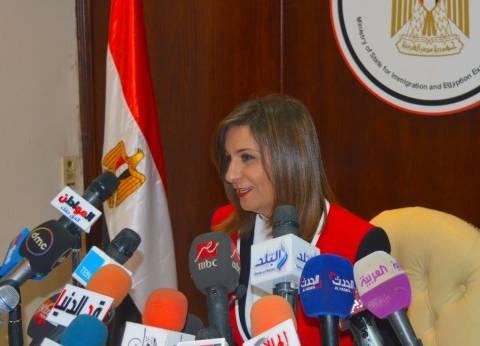 """مكرم: """"مصر تستطيع بأبناء النيل"""" نتيجة لسياسة الدولة في استصلاح الأراضي"""
