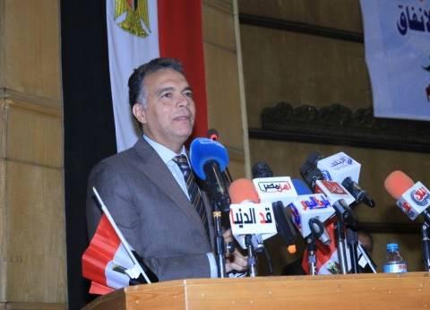 وزير النقل ينعى شهداء تفجير العريش